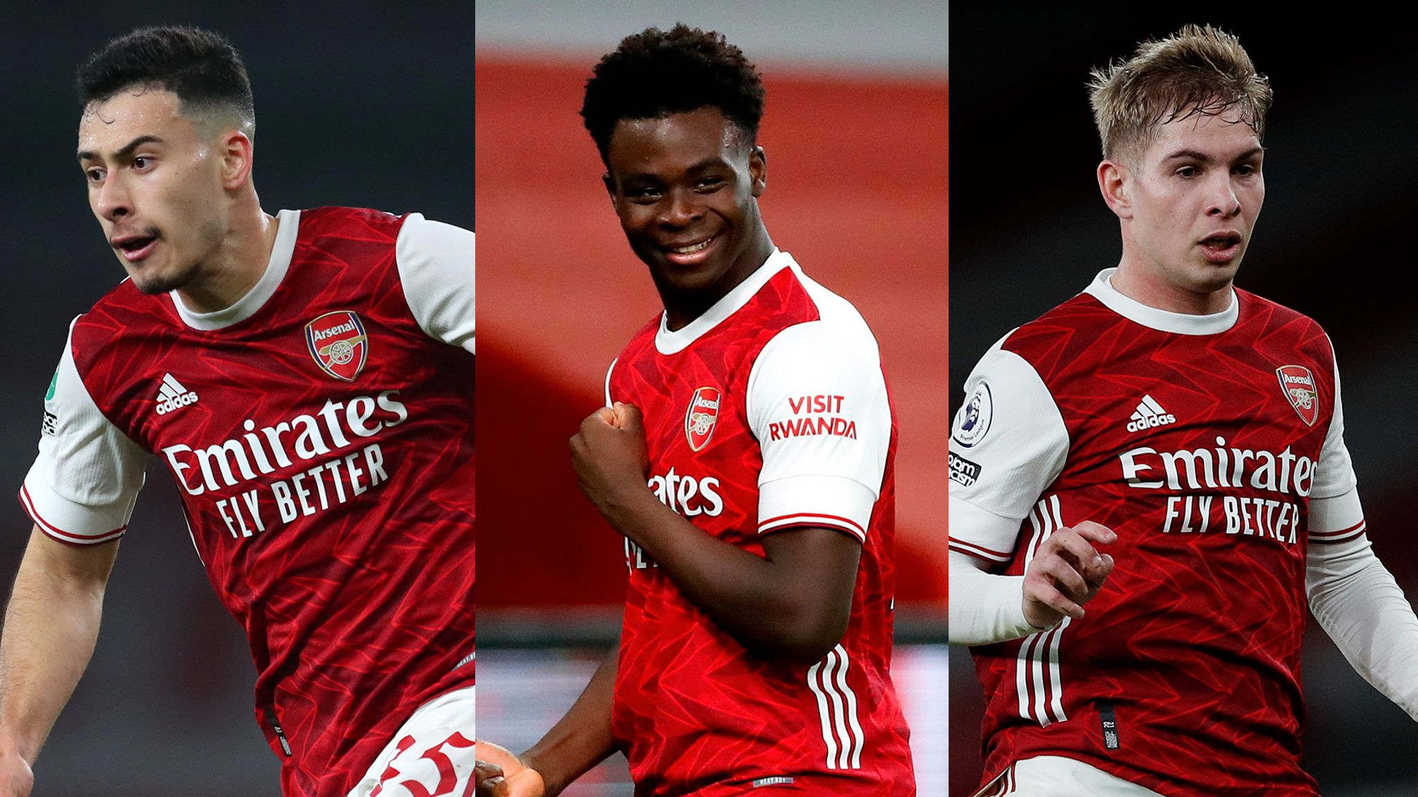 Here's how Martinelli, Smith Rowe and Saka have helped rejuvenate a  lacklustre Arsenal team - Arsenal Central